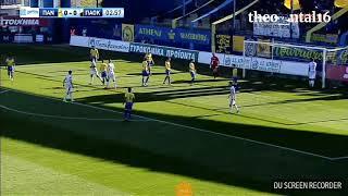 Παναιτωλικός - ΠΑΟΚ 0-1