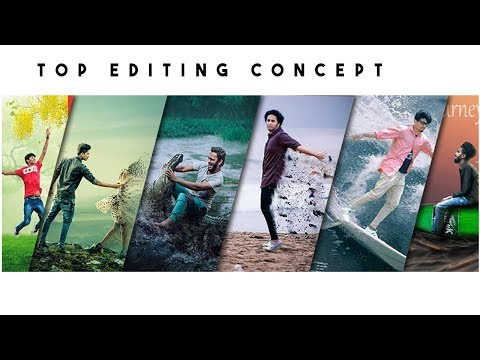 Top 10 Manipulation Editing Concept  #3