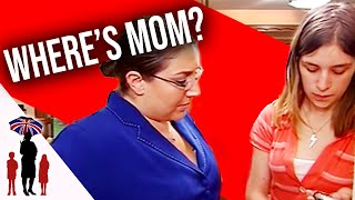 Teens Wondering Where Mother Is | Supernanny