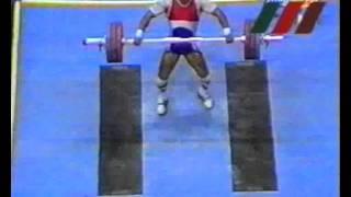 тяжелая атлетика тренировки 8