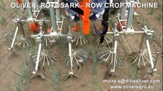 Repeat youtube video ROTOSARK WEEDING MACHINE BINEUSE ROW CROP HACKMASCHINE