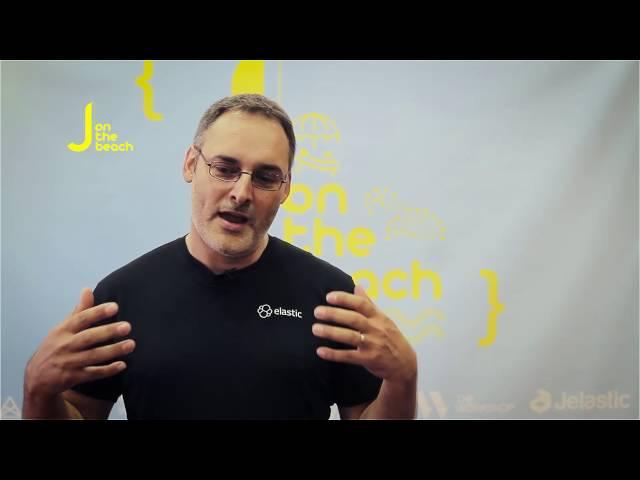 David Pilato from Elastic Interview - JOTB16