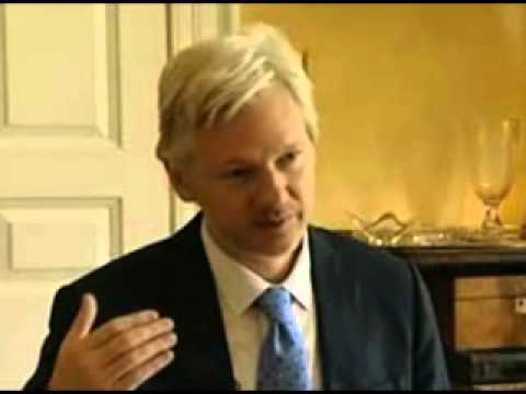 Julian Assange Speaks About Sweden Extradition