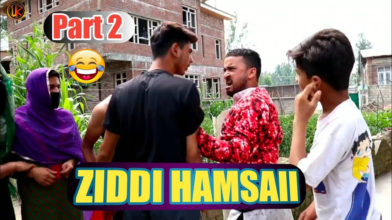 ZIDDI HAMSAII PART 2 || FUNNY VIDEO || BY ULTIMATE ROUNDERS
