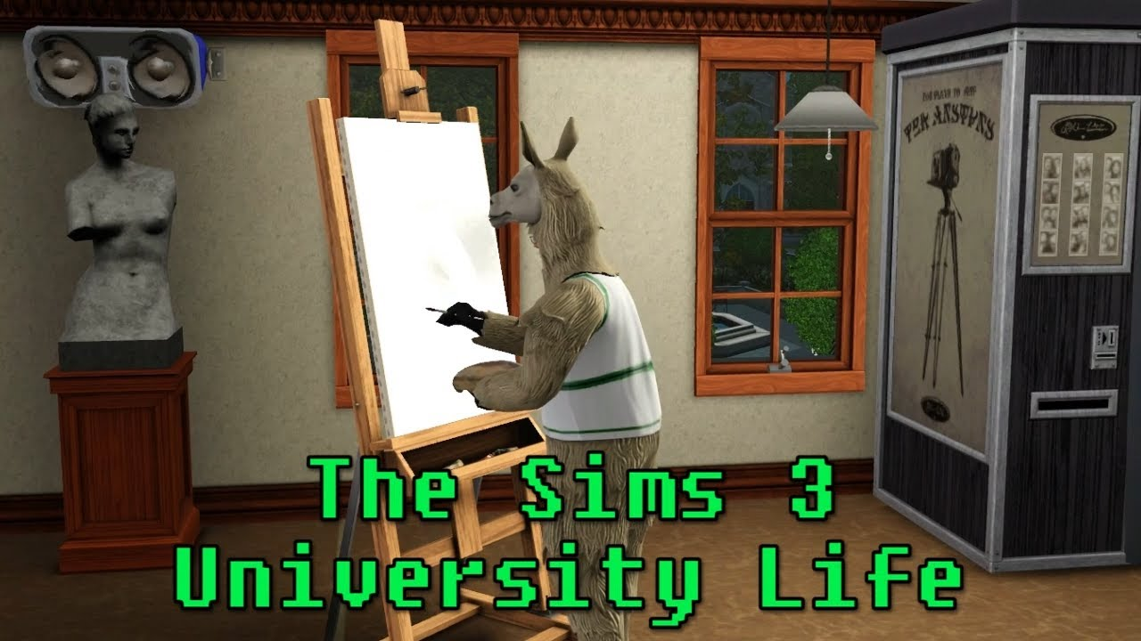The Sims 3 University Life - Review Coming Soon - The review is in the works! SimCity review will follow after. So just relax :)