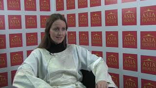 Sherin Khankan talks to Asia House