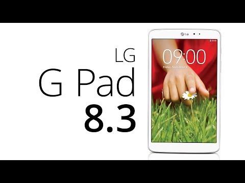 LG G Pad 8.3 (recenze)