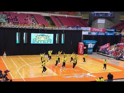 Inter Tigers Dance Team PONCE