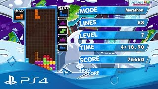 Puyo Puyo Tetris | Back to Basics | PS4