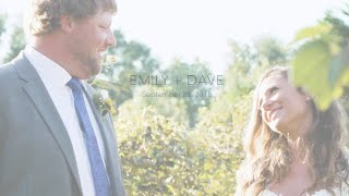 Emily + Dave