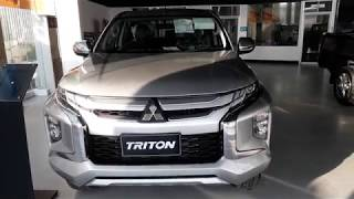 TRITON  Double Cab Plus  GLS M/T  ราคา 819,000-
