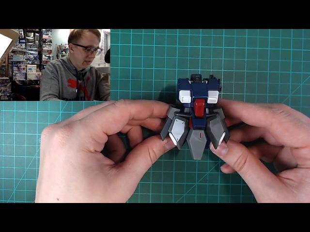 TRIPLE LIVE BUILD: RE/100 Quess Jagd Doga, HG Gustav Karl, HG Gundam Zerachiel