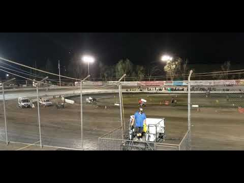 Bakersfield Speedway August 3, 2019 QRC Intermediate main event