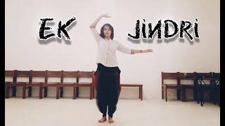 Ek Jindri   Hindi Medium   Dance Cover