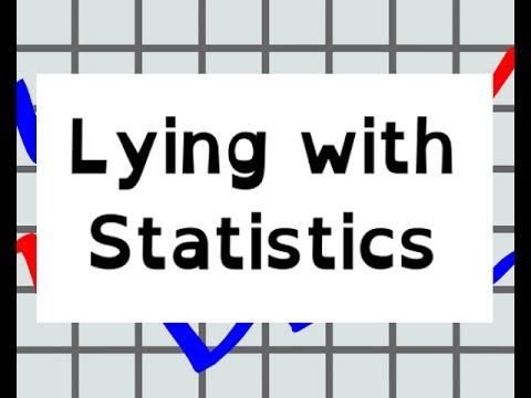 Lying With Statistics Misleading Statistics Fraudulent Advertising
