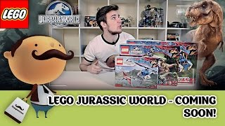 NEW!!! LEGO JURASSIC WORLD 75915 Pteranodon Capture, 75917 Raptor Rampage, 75918 T-Rex Tracker
