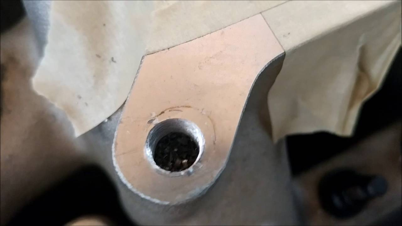 How To Fix A Stripped Screw Hole In Aluminum