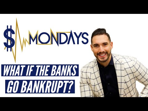 What if the bank goes bankrupt!