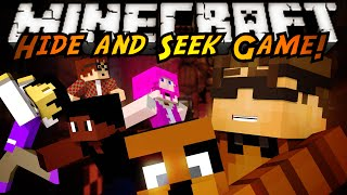 Minecraft Hide and Seek : FIVE NIGHT'S AT FREDDY'S!
