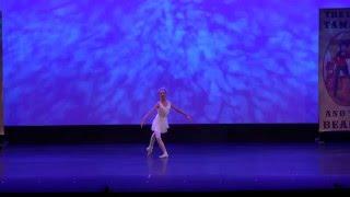 Sydney Robinson Cupid Variation from Don Quixote 2015
