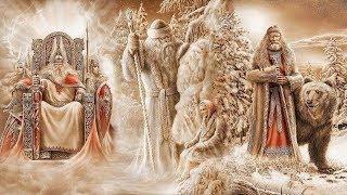 Славянские Боги и ведические мотивы в картинах Игоря Ожиганова