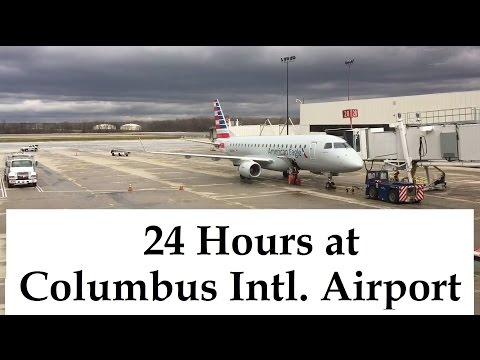 24 Hours at Columbus International Airport