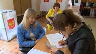 Предварительное голосование по выборам депутатов провела «Единая Россия»