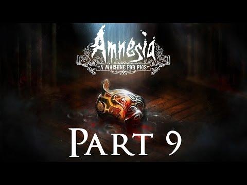 Amnesia: A Machine for Pigs walkthrough - Part 9 - Londons burning