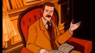 ENGLISH Sherlock Holmes and the Hound of the Baskervilles 1983 cartoon full movie baskerville curse(, 2013-05-17T15:00:20.000Z)