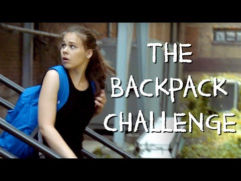 The Backpack Challenge