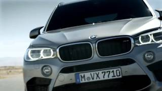 the new bmw x5 m and bmw x6 m official launch film
