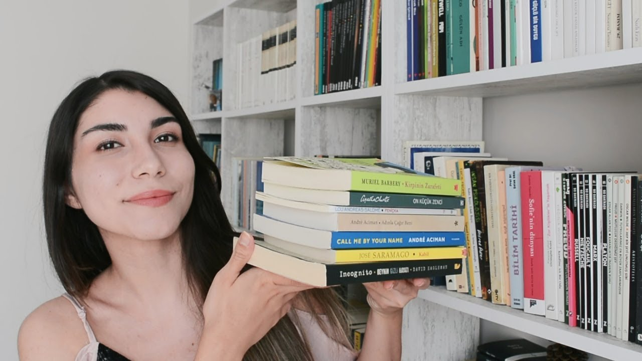 bu kitapları sakın okumayın! | part1
