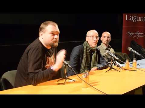 #Beokon Belgrade Comic Con / Susret sa počasnim gostom Stivenom Eriksonom