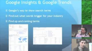 Using Google for Sales Web Cast April 1 2011