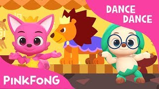 The Lion | Dance Dance Pinkfong | Pinkfong Songs for Children