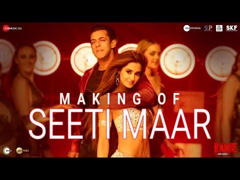 Radhe Moovie Seeti Maar Song Download 2021 | Salman Khan, Disha Patani