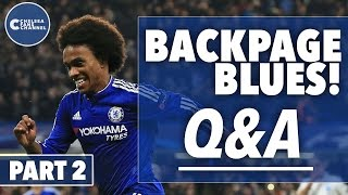We Can Win Champions League! | Back Page Blues Part Two Q&A