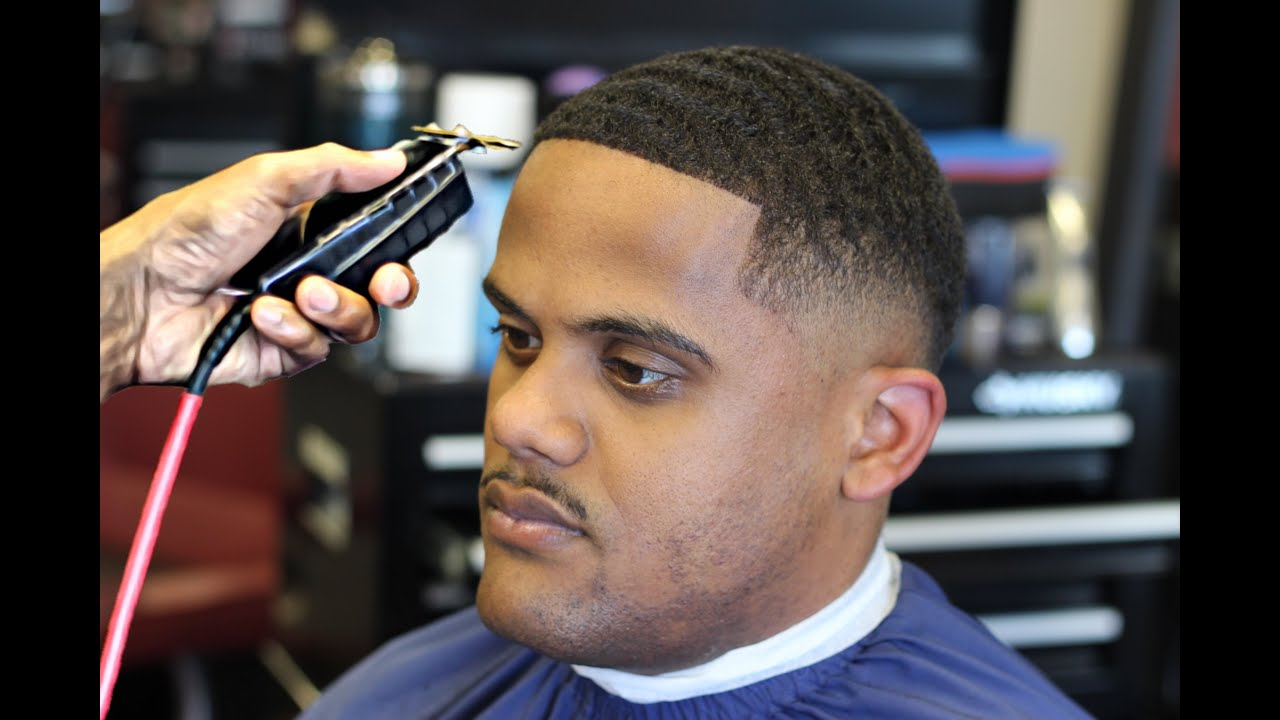 HAIRCUT: Freshest Low Fade W/ Waves HD   YouTube