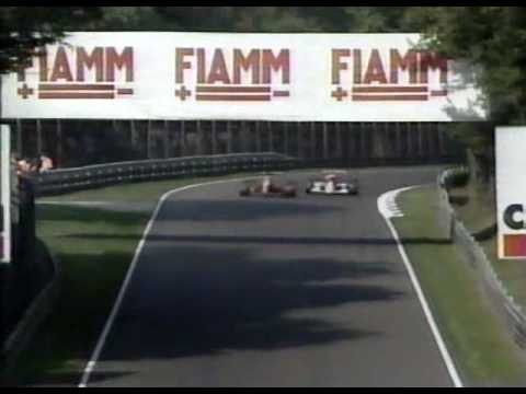 1990 F1 Grand Prix Monza Italy - Round 12 Full Race Part 6 (END)