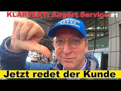 KLARTEXT: Airport Service Hamburg #1 | Jetzt redet der Kunde | Der HON Circle