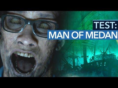 Spoiler-Warnung: Man Of Medan Im Test / Review