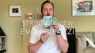 Evah Pirazzi Violin String Review w/ comparison