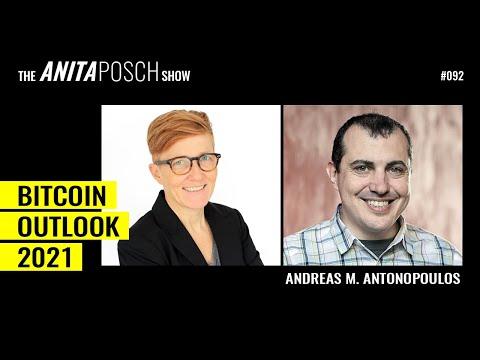 #092 Andreas M. Antonopoulos: Bitcoin Outlook 2021