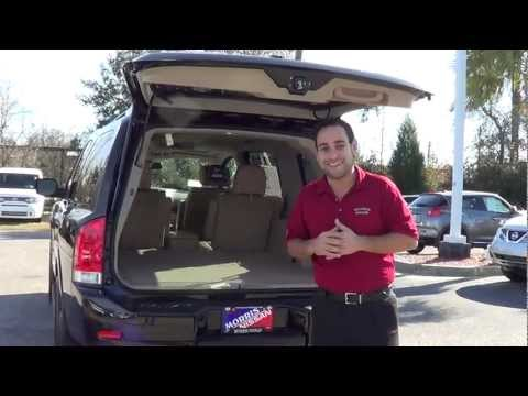 In Depth Look At The All New 2013 Nissan Armada Platinum - Presented By Morris Nissan Charleston, Sc
