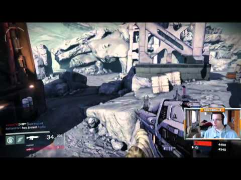 Destiny - Clash Multiplayer Gameplay - Definition of carrying a team