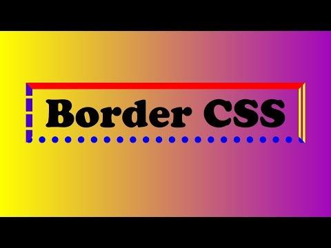 Border CSS Bangla Tutorial thumbnail