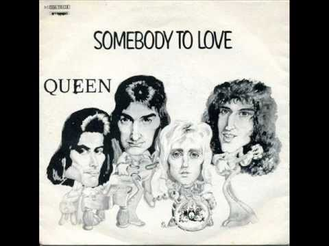 Queen - Somebody to Love (Stripped)
