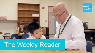 """The Weekly Reader"" - Austin Vlog #002"