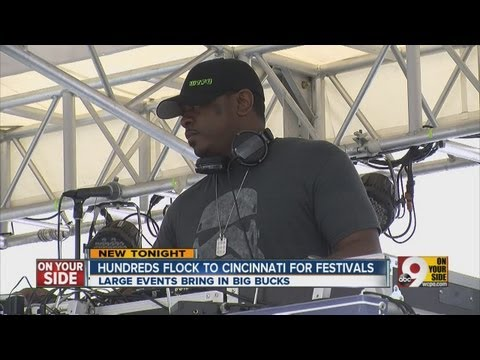 Macy's Music Festival means big business for Cincinnati