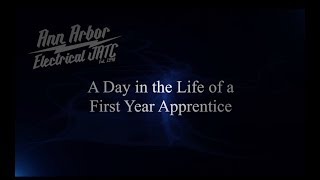 A Day in the Life of a First Year Apprentice